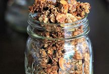 Granola Cereal and Bars