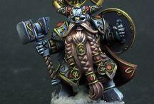 Warhammer Fantasy - Dwarves
