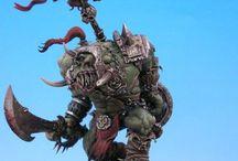 Warhammer Fantasy - Orcs & Goblins