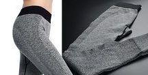 Jógaruhák / Kényelmes, praktikus ruházat jógagyakorláshoz. Fontos, hogy ne szorítson a ruha és szabadon tudjál mozogni.