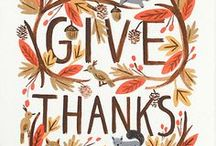 Thankful for Thanksgiving / by Tara Bonistall Noland