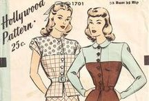 1940s Fashion / Fashion of the 1940s / by Mélissa