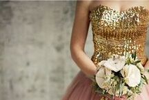 Weddings: glorious gowns / Bridal couture and inspiration from across the world / by Koren Harvey