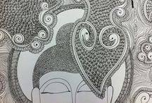 Freehand & Illustrations / by Pavitra S. Tandon