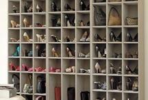 Dream Shoe Closet / by Bridget Kall ♥