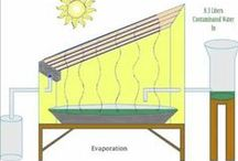 Solar Energy uses / A collection about solar energy related products and uses.