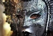 Masks / by Fran Rendon