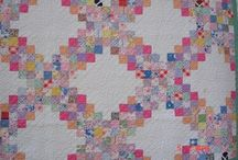 Quilting / by Stacy Olson