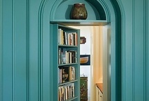 My Dream Library (I want, I want) / Home libraries because one day I want a dedicated space in my home just for me and my books!