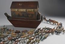 Noah's Ark / by Fran Rendon