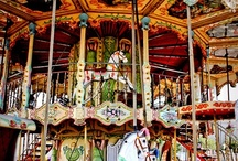 Carousels / by Fran Rendon