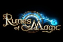 Runes Of Magic (RoM) / by The Village Witch Shop