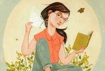 Lectura / by Eva Cruz