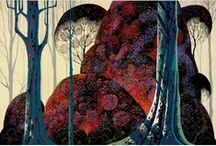 Animation + Eyvind Earle