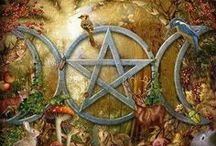 Pentacles & Pentagrams / by The Village Witch Shop