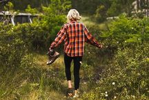 [rustic] / mountain girl swag.  / by Lydia Kay