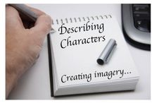 Writing: Characters