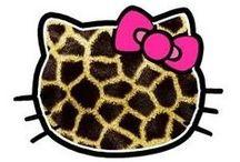 Hello Kitty / by Jacki Judge-Rodriguez