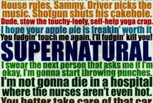 Supernatural / by Schelby Thompson