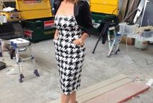 What I wore / Clothing and accessories I wear on Selling Houses Australia, The Block and media
