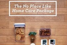 College Care Packages / Care package ideas for college students / by Wells Fargo