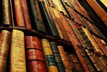 Books! / by Schelby Thompson