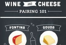 Cheese & Wine Tips! / Great events start with great food and wine.  We can help you get great cheese and wine pairings tips with our infographics. / by Schnucks