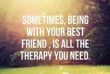 Friends & Friendship / by Bexz Walker