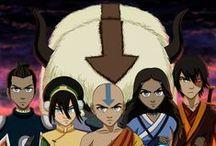 Aang legendája / avatar aang legendája rajzfilm/anime sorozat szintén kedvenc