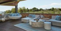 DEDON @ Hamptons / We just found this beautiful Hamptons patio. Make sure to visit Melanie Roy Design profile to see more stunning arrangements. Have a great day. photos: Anastassios Mentis.