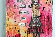 Journal Pages / by Jacqueline Chimes