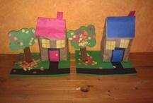 Kids Crafts / by Lori Beach