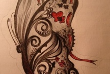 Tattoos I want! / by Jennifer Bruneau Schmidt