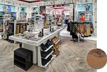 Design Trends in Retail / WHAT'S NEXT® in Retail Finishes!  ASI celebrates 25 years of creativity and collaboration!  Visit us at GlobalShop booth #947! / by Architectural Systems