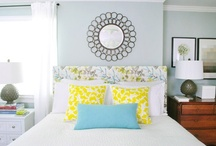 Master Bedroom / by Kaitlin Patrick