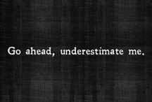 define me...