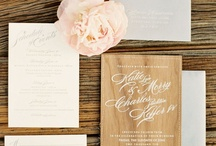 Invitation Inspiration / by Alyssa Homan