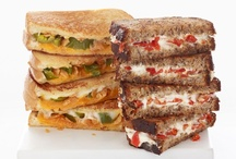 Food-Sandwiches & Wraps / by Desirae Sommers
