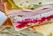 Sandwiches / by Tracy Wetsch