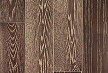 ASI's Hardwood Flooring Collections / Engineered and solid ASI Hardwoods feature a complete selection of species, thicknesses, widths, finishes, and colorations to meet any design and project requirement  / by Architectural Systems Inc