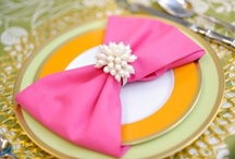 Beautiful Table Settings! / by Night'n'Gala Events