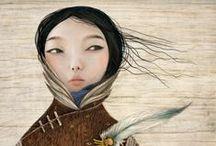 Illustration & design / Illustration, comics, design and art in general. / by Rikae