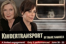 theater: Kindertransport / Telling the story. I'm directing Diane Samuels' haunting, healing, heartbreaking play for LA Theaterworks, 5 performances only, June 20 - 23rd.