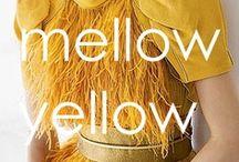 Yellow / by Su-B