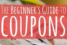 Couponing and Saving Money! / by Jennifer Bruneau Schmidt