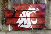 WSU Go COUGS  / by Kirstin Tamminen
