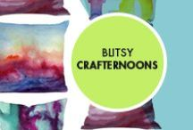 Blitsy Crafternoons! / Ideas for Blitsy Crafternoons. Add pins and like or comment on the ones you want to do.  / by Blitsy Crafts