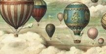 Hot Air Balloons / Learn about the history of hot air balloons on the National Balloon Museum's website. http://www.nationalballoonmuseum.com/Exhibits/BallooningHistory.aspx
