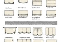 """Do what the """"ROMAN'S"""" do / Roman Shades comes in an array of colors, styles and fabrics. They can be a single window treatment or enhance a beautiful drapery. The possibilities are endless."""