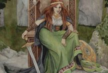 SCA Research / For my persona, Margaret Ine Craine of The Barony of Elfsea, from the magical Isle of Mann in the 16th century. Also, for anything else SCA-related for the girls and me! / by Megan Anne